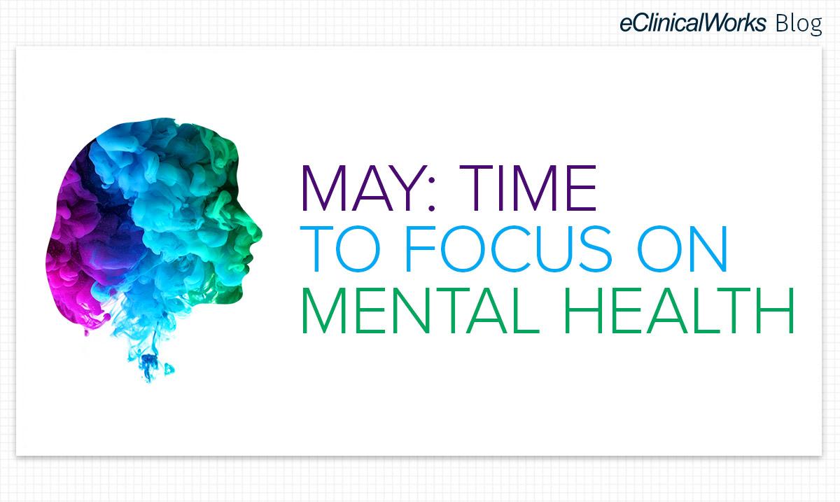 Mental Health Awarness Blog - May 2021 - Headline