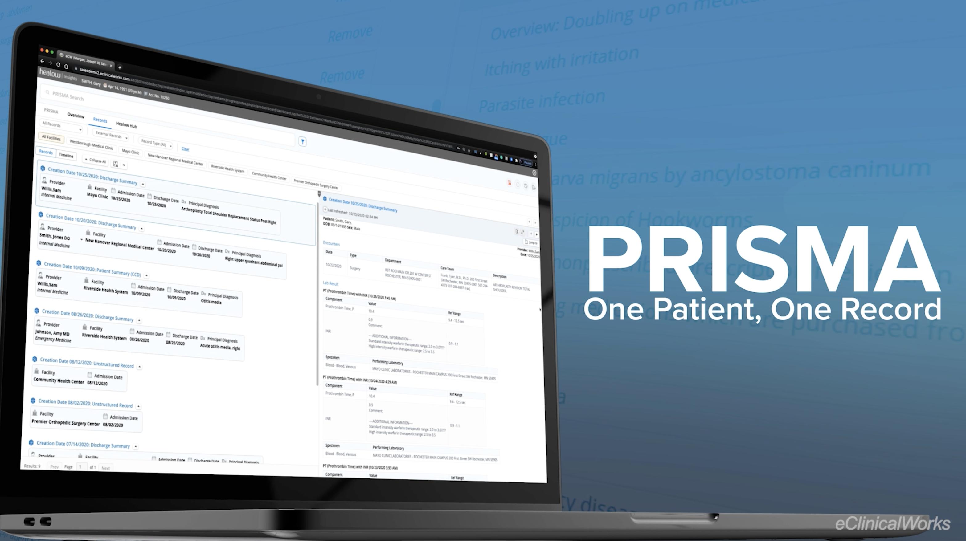 PRISMA CSS Blog - Headline