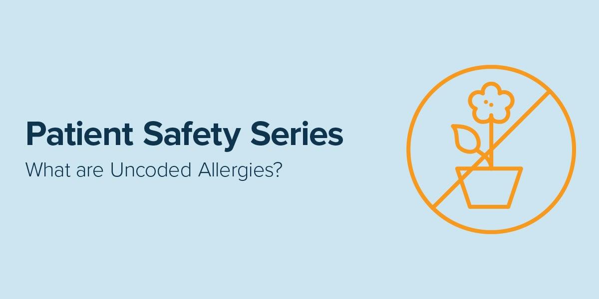PSS - Blog 4 - Uncoded Allergies - Headline