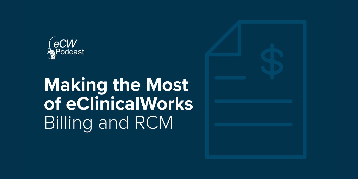 RCM & Billing Podcast - Blog - Headline