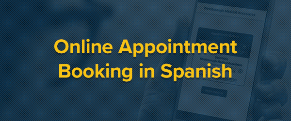 202103-hc-newsletter-title-graphic-online-appointment-booking-in-spanish