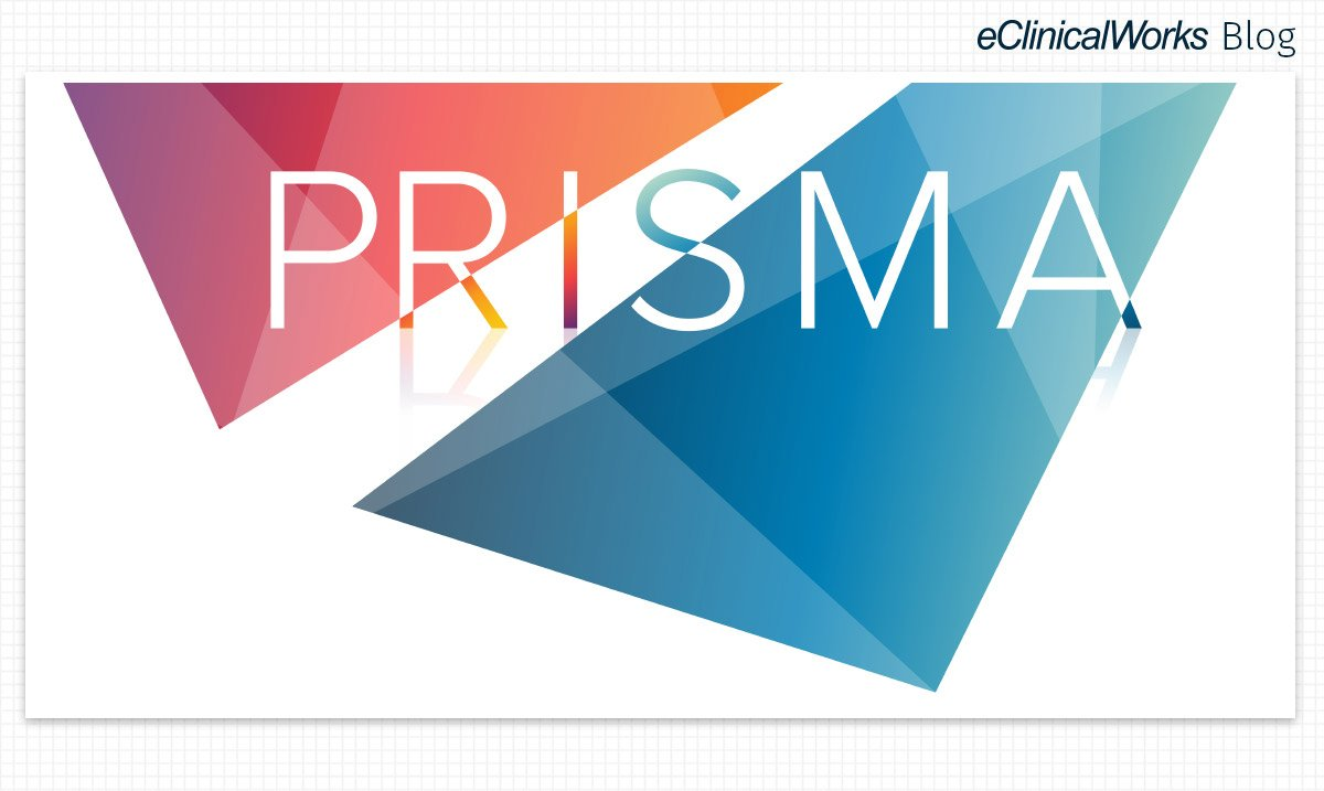 PRISMA, eClinicalWorks, one patient one record