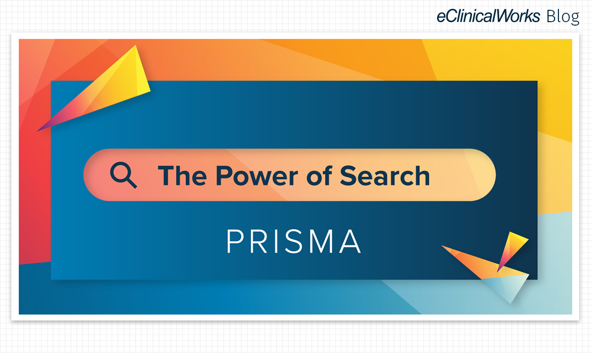 Power of Search, Search Bar, EHR