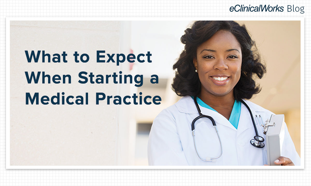 Woman Doctor Starting a Medical Practice